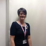 Clare Hamer: Careline team member photograph
